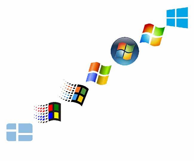 sistemas operativos - logotipos